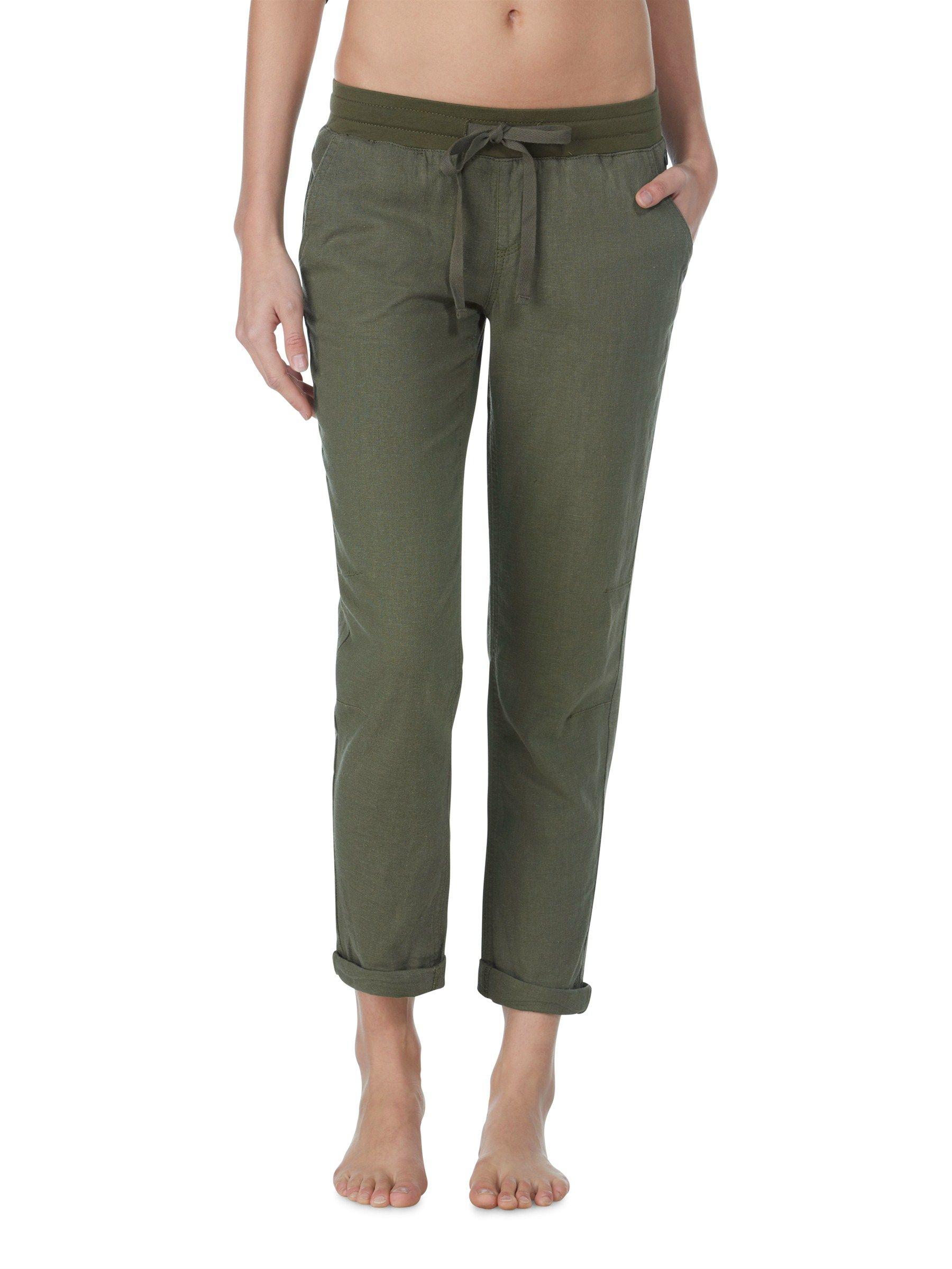 57c1177caa Love these Roxy linen pants | Clothes | Beach pants, Pants, Linen pants