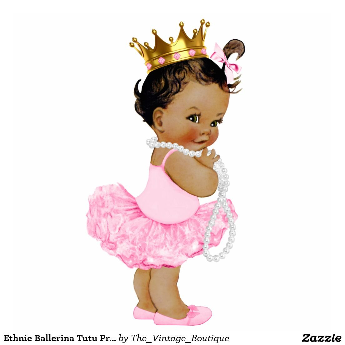 image result for black princess clip art princess 1st birthday rh pinterest com black baby shower clipart black baby boy clipart