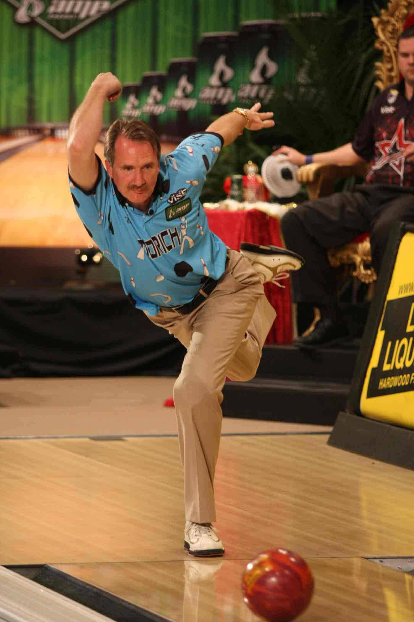 Walter Ray Williams e of my favorite bowlers of all times