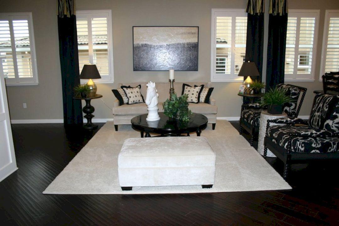 25 Gorgeous Living Room With Dark Wood Floors Ideas Freshouz Com Living Room Design Decor Living Room Wood Floor Dark Wood Floors Living Room