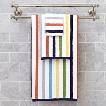 Bath Towels In Bulk Amazing Multi Color Stripe Bath Towels Bath Towels Wholesale Pinterest