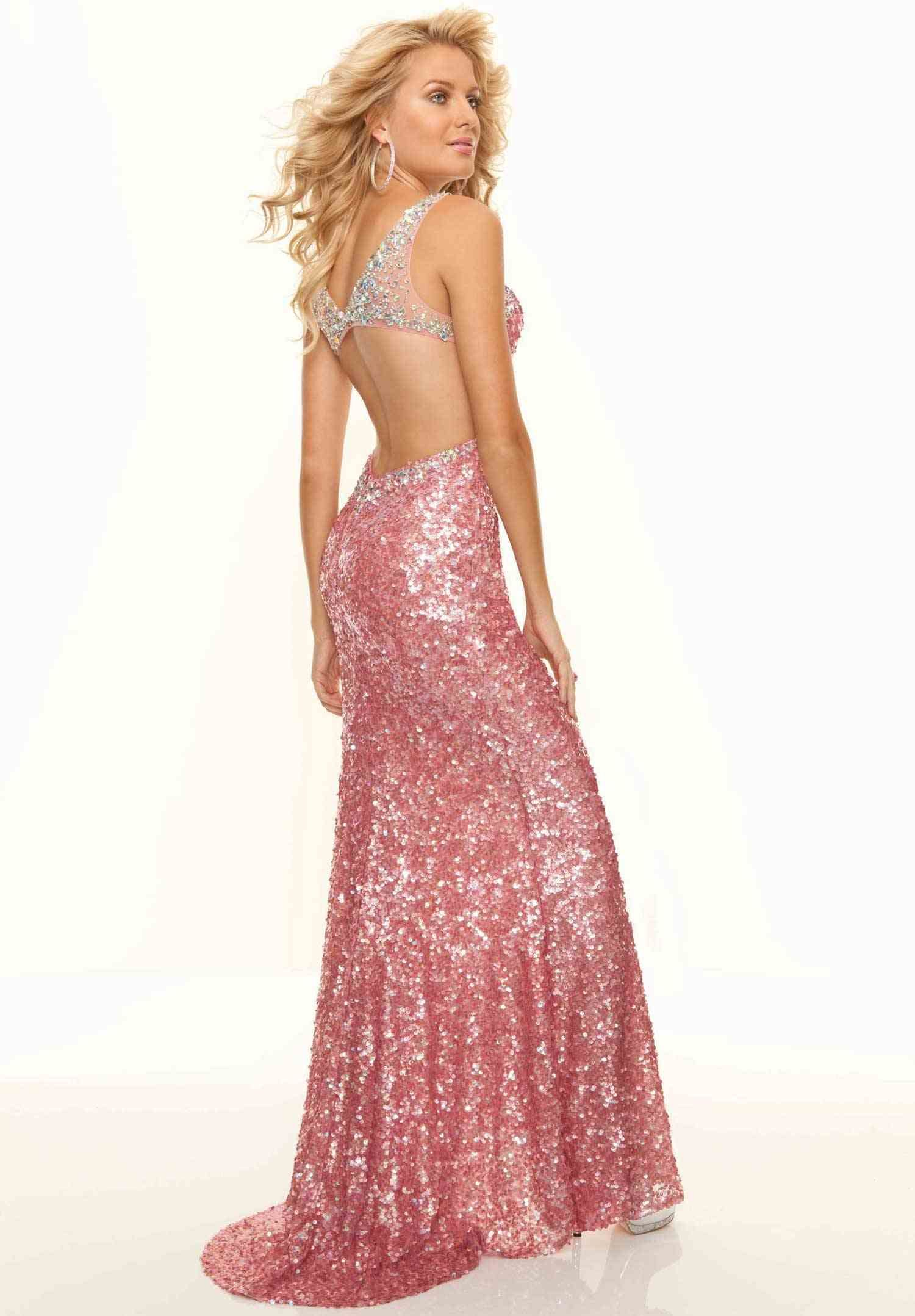 pink sparkly prom dresses - Google Search | prom | Pinterest ...
