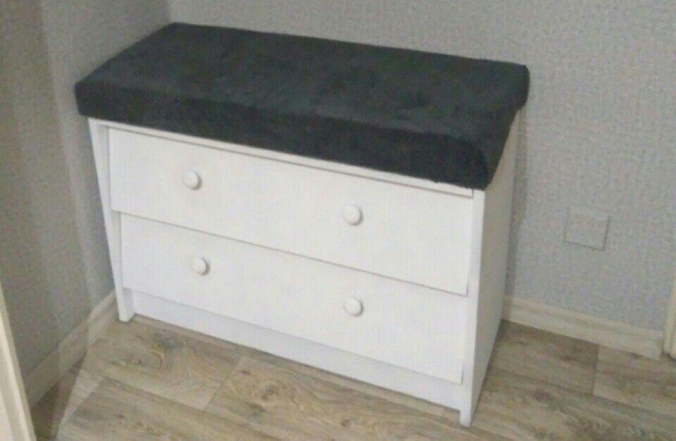 Przerobiona Stara Szafka Na Buty Siedzisko W Przedpokoju Home Decor Decor Furniture