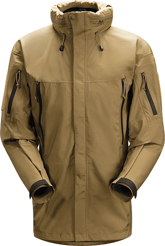 Alpha Parka Men S Lightweight Waterproof And Compressible Gore Tex Extra Long Shell Parka Delivers Tough Yet Lightwe Mens Parka Outdoor Outfit Tactical Wear