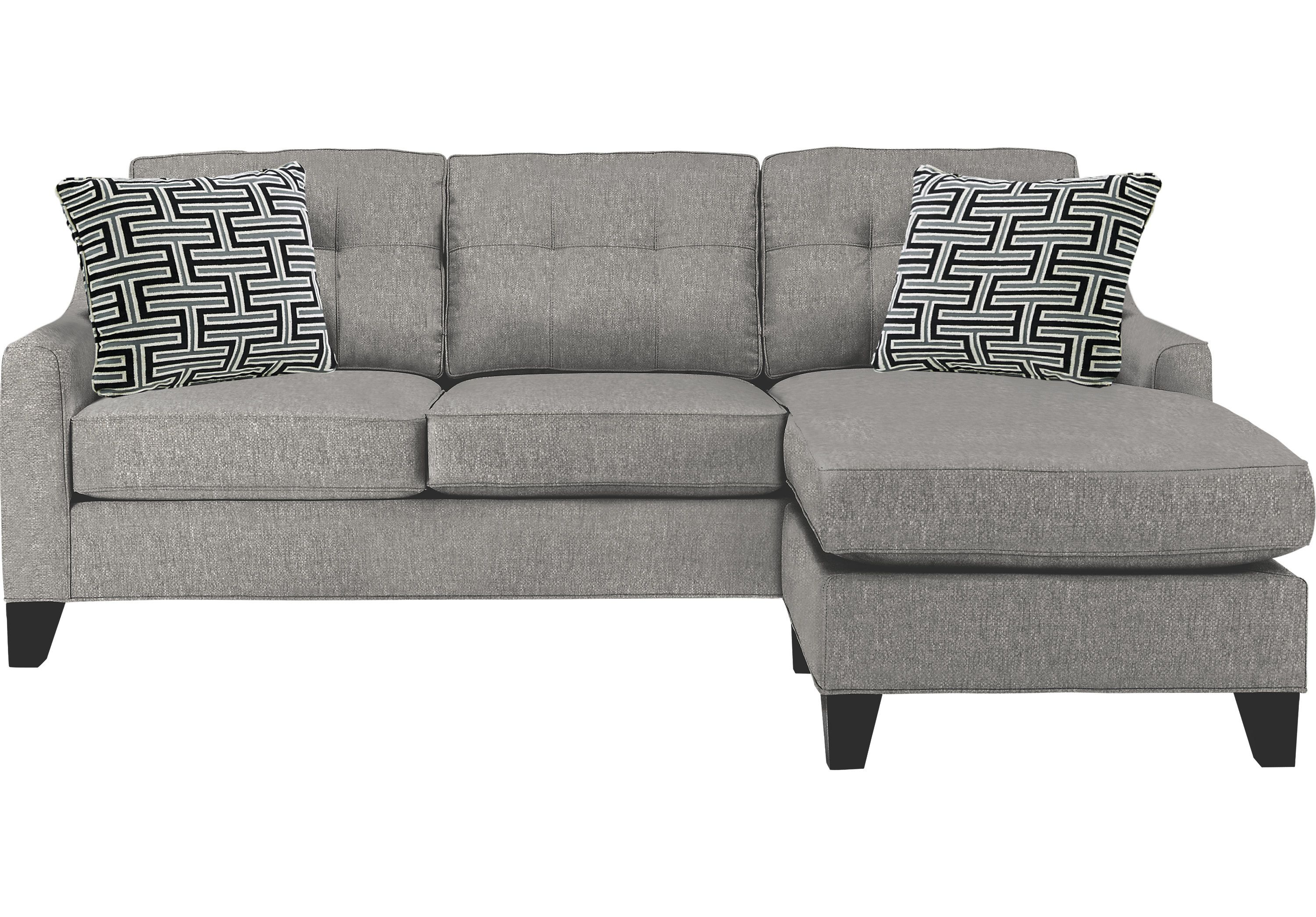 Fine Madison Place Gray Sectional Isofa Furniture Grey Unemploymentrelief Wooden Chair Designs For Living Room Unemploymentrelieforg