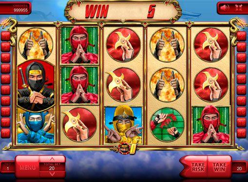 Игровые автоматы игра ниньзя казино за биткоин