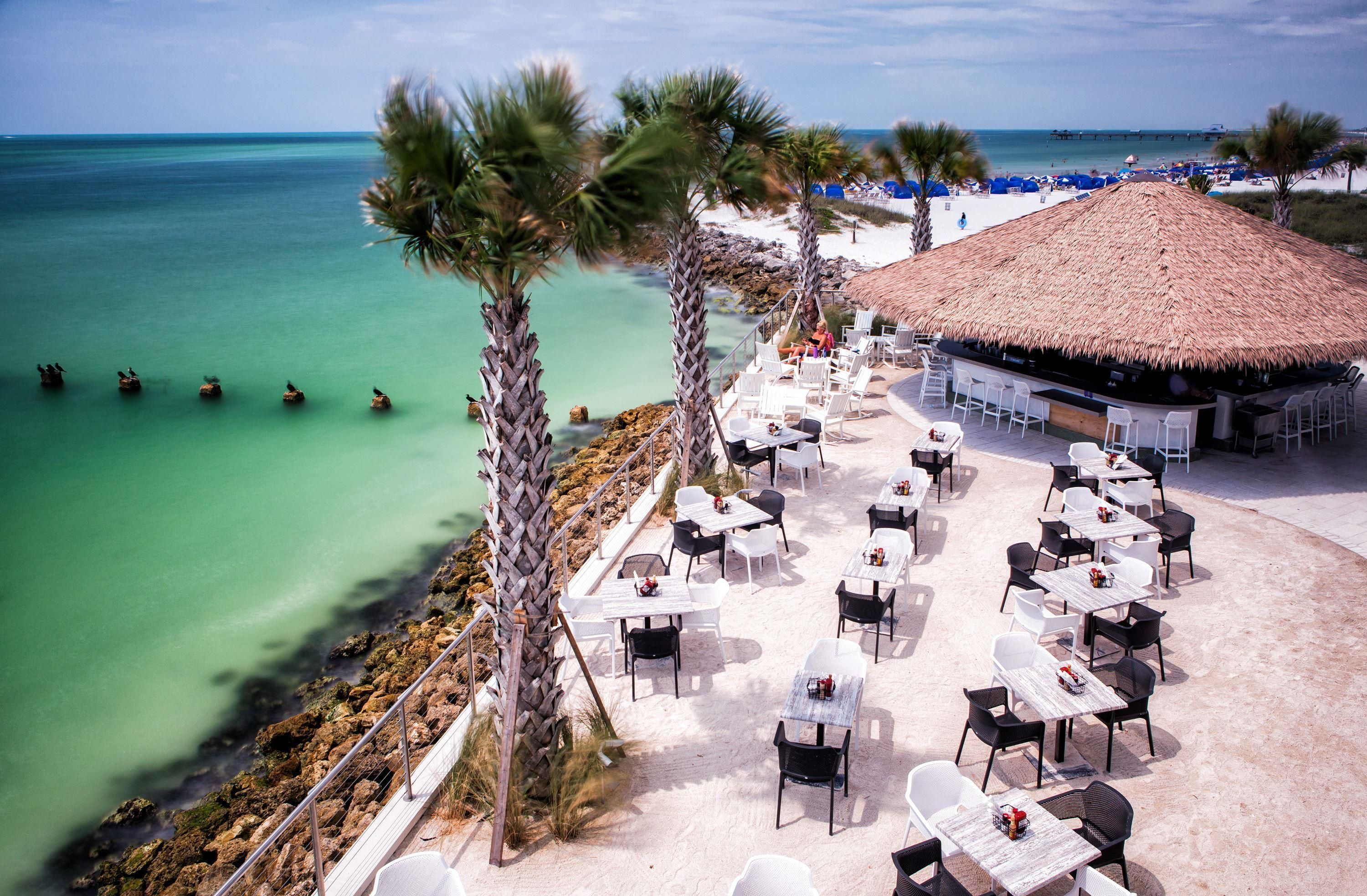Find Restaurants Near The Beach And Water In St Pete Clearwater Great Waterfront Dining Destinations That Provide Delicious Menus Views