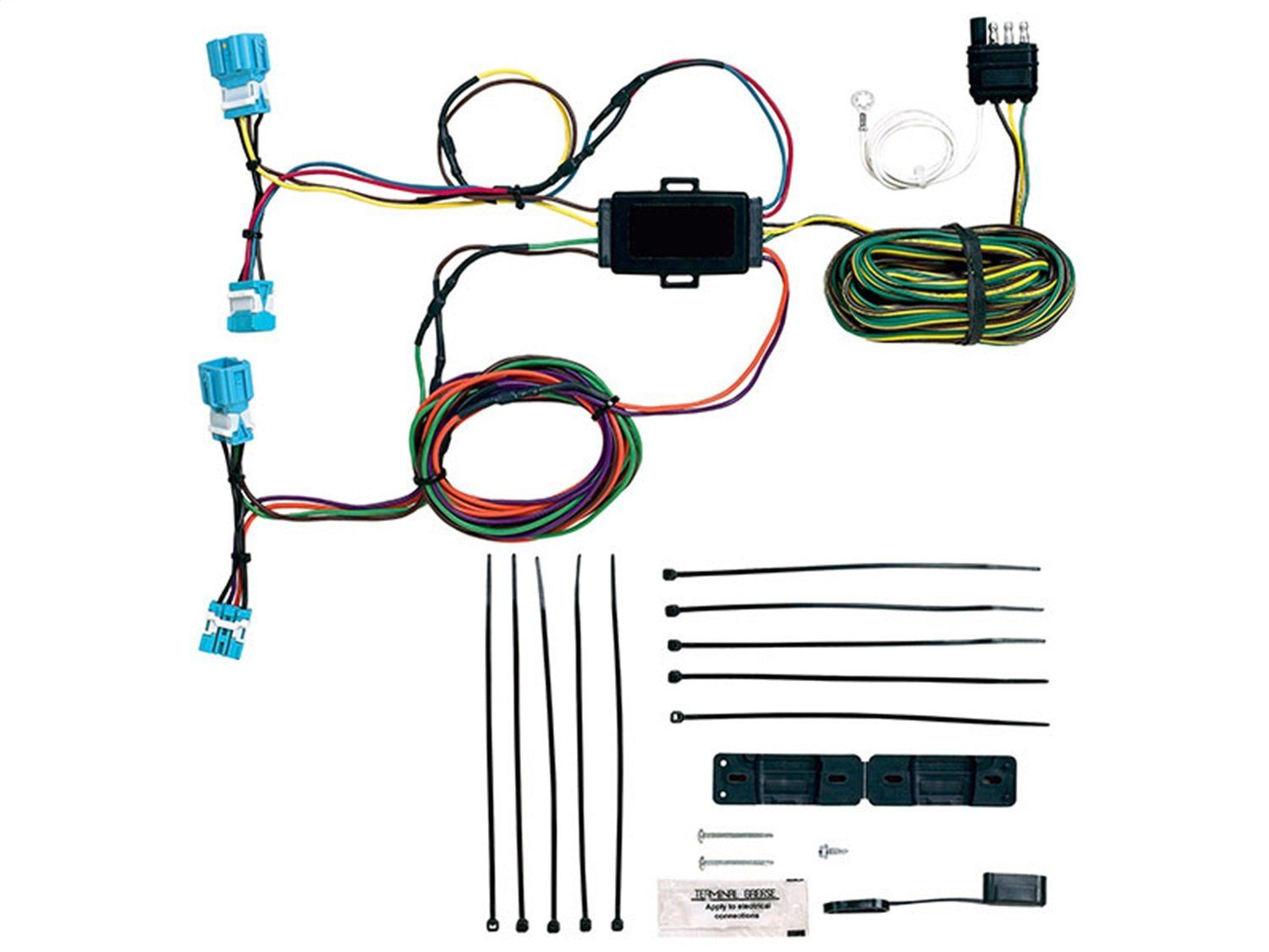 Blue Ox Bx88281 Ez Light Wiring Harness Kit For Honda Cr V Read More At The Image Link This Is An Affiliate Link Automotivelightin Honda Cr Honda Harness