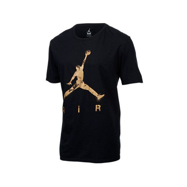 954b44f2a0820d Nike Men s Air Jordan Jumpman Air Dreams T-Shirt ( 20) ❤ liked on Polyvore  featuring men s fashion