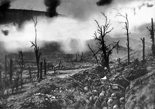 Battle Of Verdun Pictures And Photos Verdun World War World War I