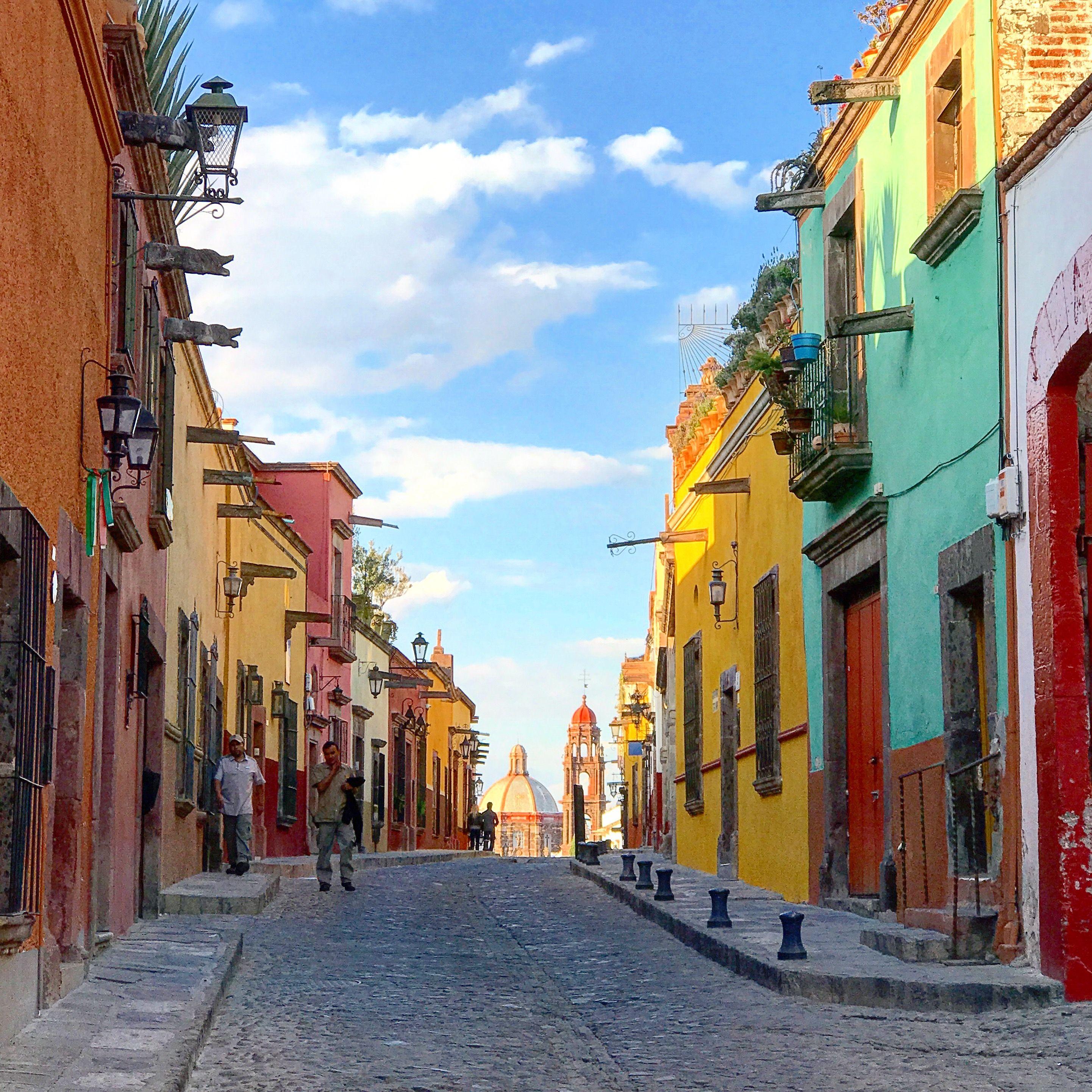 Travel San Miguel de Allende San miguel, Walking tour
