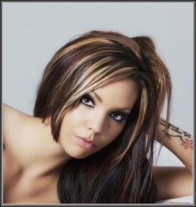 Highlights For Dark Brown Hair And Pale Skin Hair Color