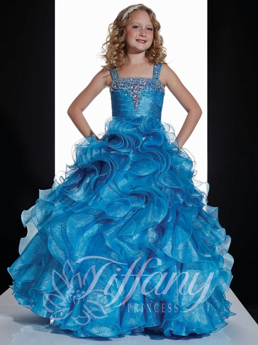 Everything Formals - Tiffany Princess Little Girls Sale Dress 13362, $205.99 (http://www.everythingformals.com/Tiffany-Princess-13362/)