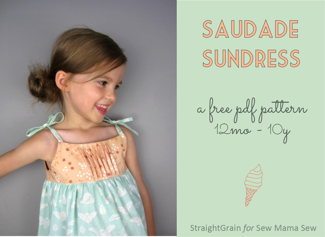 Straightgrain a blog about sewing saudade sundress free pattern a blog about sewing saudade sundress free pattern release and give jeuxipadfo Choice Image