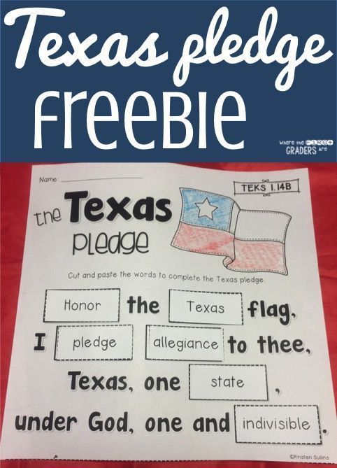 All About Texas Pinterest