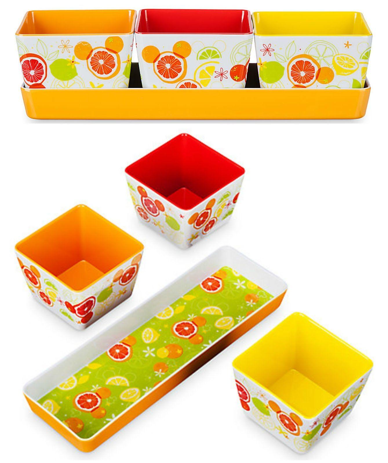 Cἶ৳ƦนᎦ😊ℓღⱴε💚🌸 Appetizer serving set, Serving set, Citrus