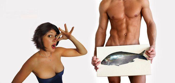 fishy penis