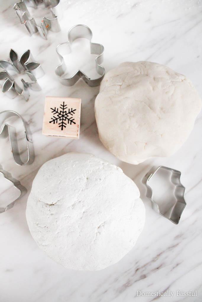 DIY White Salt Dough #saltdoughrecipe