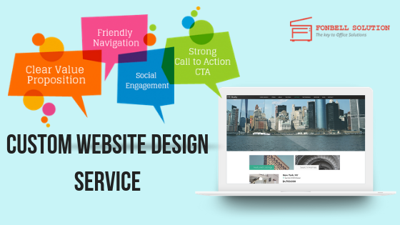 Get A Customer Centric Website Design Customized To Your Business Theme Goals Stand Out From Fun Website Design Custom Website Design Web Design Services