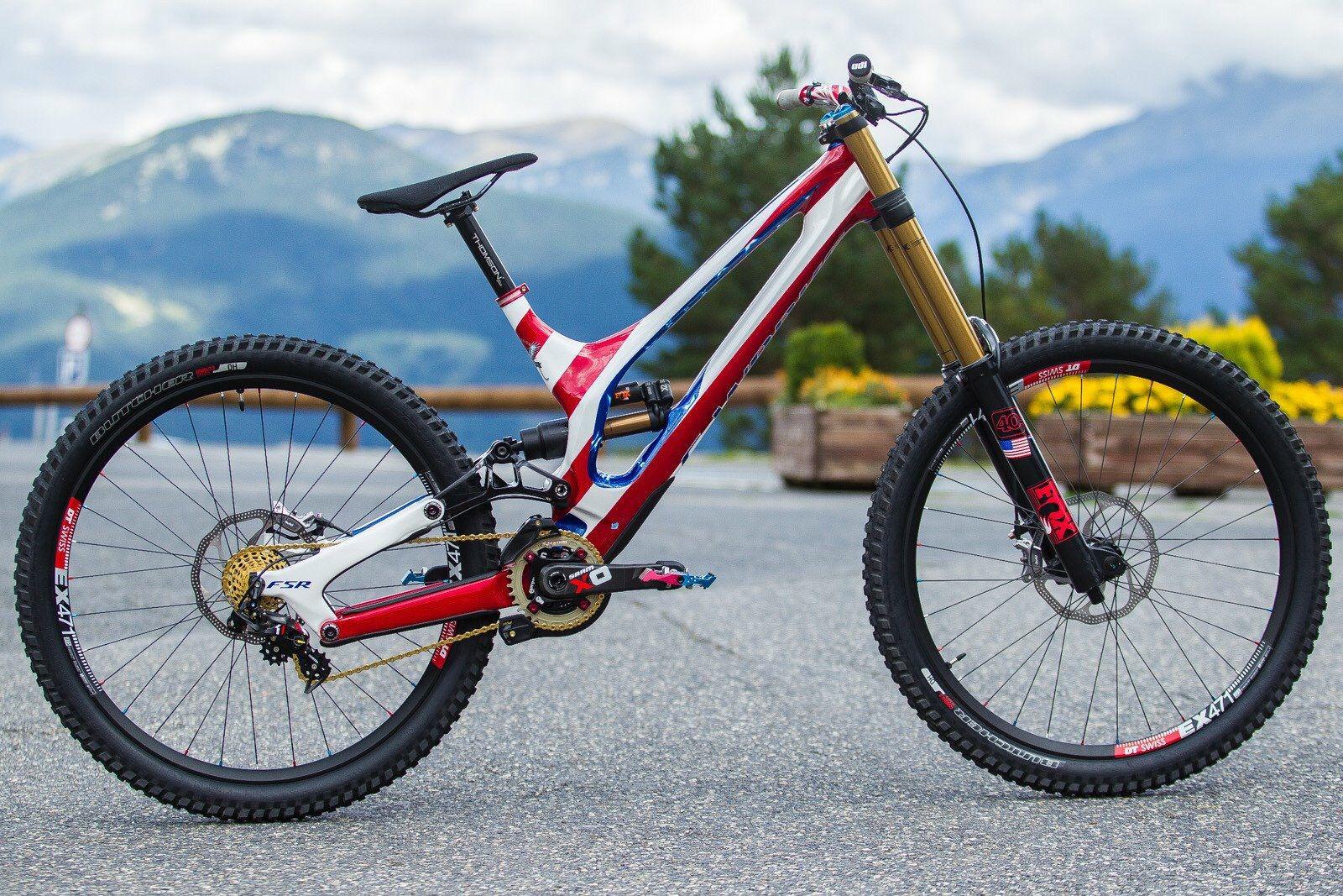 Pin de Marcio Betanco en Sports Bicicleta de descenso