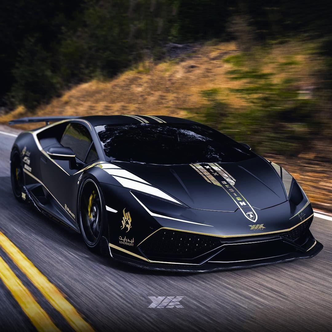 Lamborghini Sport: XIX Design Lamborghini Huracan
