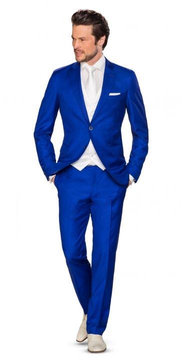 Populair Blauw Pak | Collectie Trouwpakken | ROKA | Trouw Jurken #PZ69