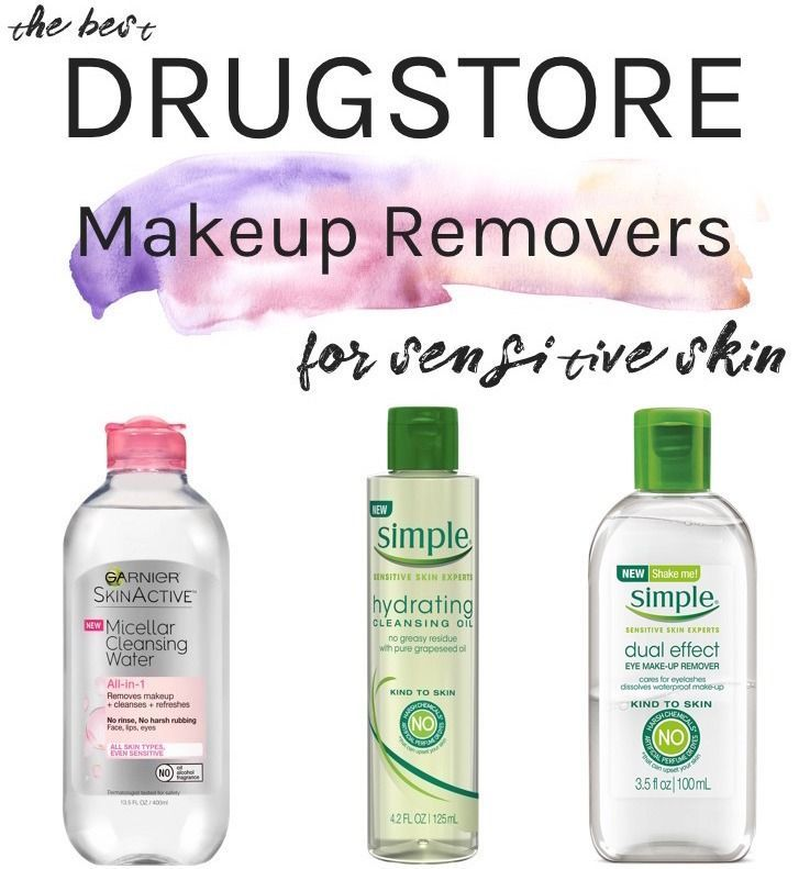 Best Drugstore Makeup Removers For Dry Sensitive Skin Dryskinproducts Drugstore Makeup Remover Best Makeup Remover Best Drugstore Makeup