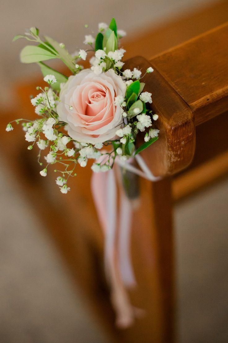 50 belles idées de décoration de mariage rose