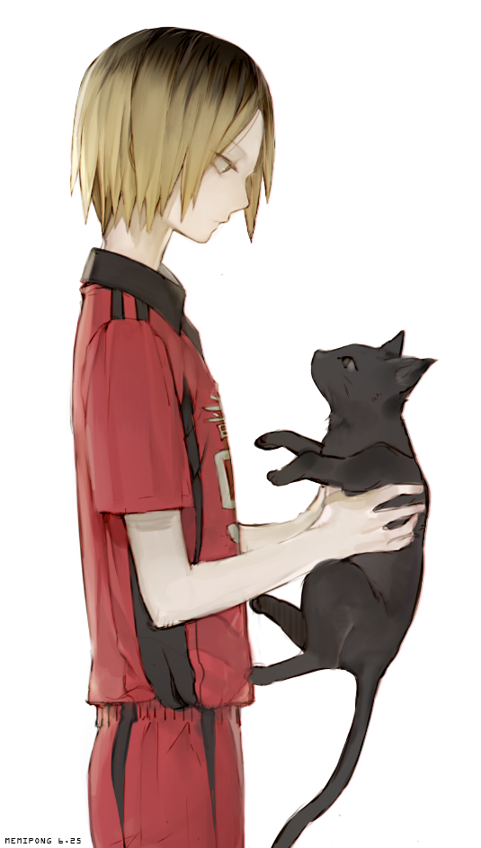 Kenma by Memipong on deviantART