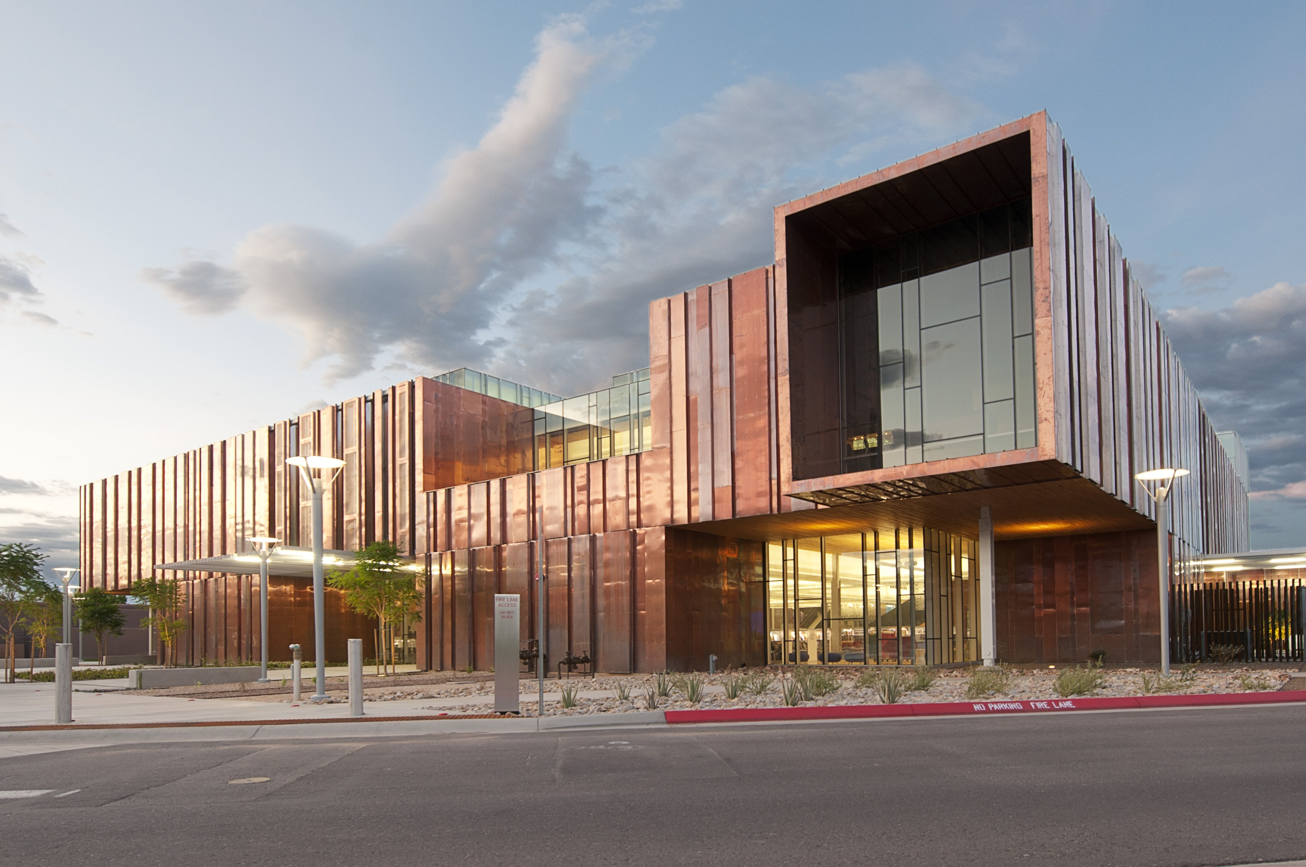 South Mountain Community College Library By Richard