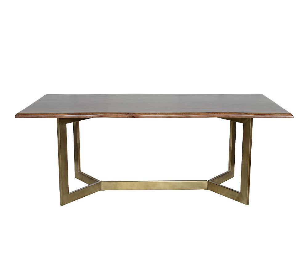 Avondale Dining Table 80 L X 40 W In 2019 Products Simple