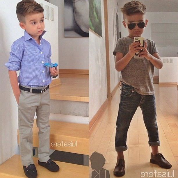 Wondrous 1000 Ideas About Young Boy Haircuts On Pinterest Boy Haircuts Short Hairstyles For Black Women Fulllsitofus