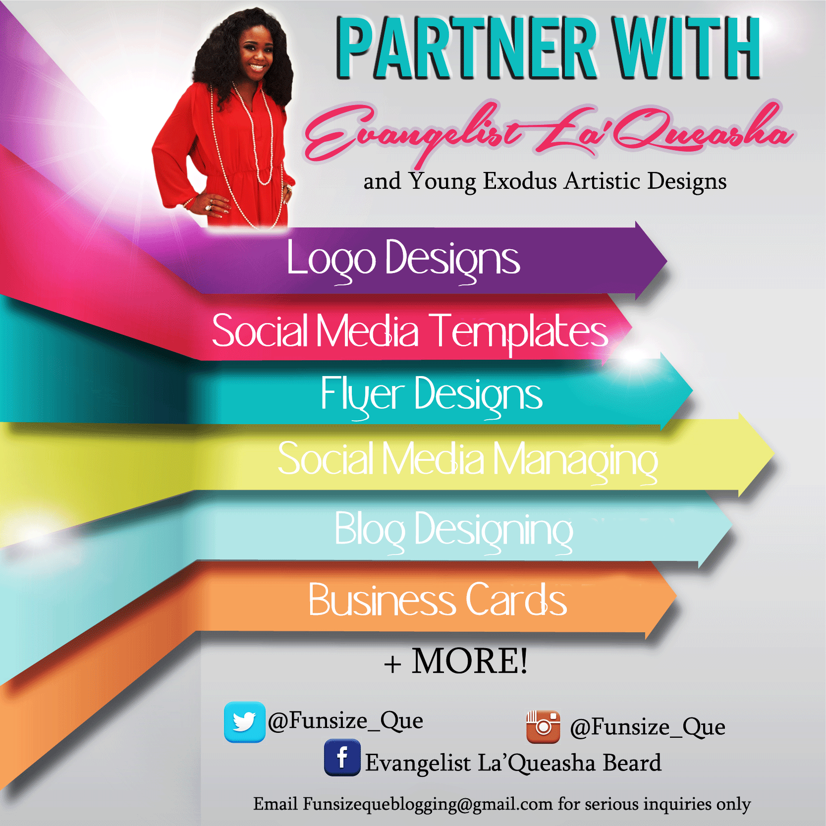 designs for flyers