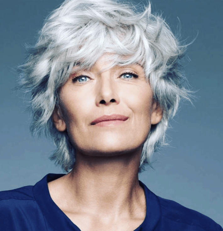 Ditch the Dye and Go Gray Instead