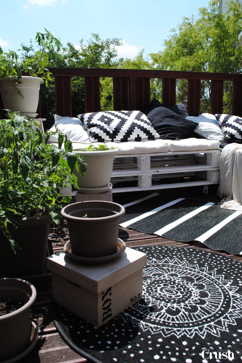 Amenagement Petite Terrasse pour décoration extérieure : bienvenue sur ma petite terrasse d'été