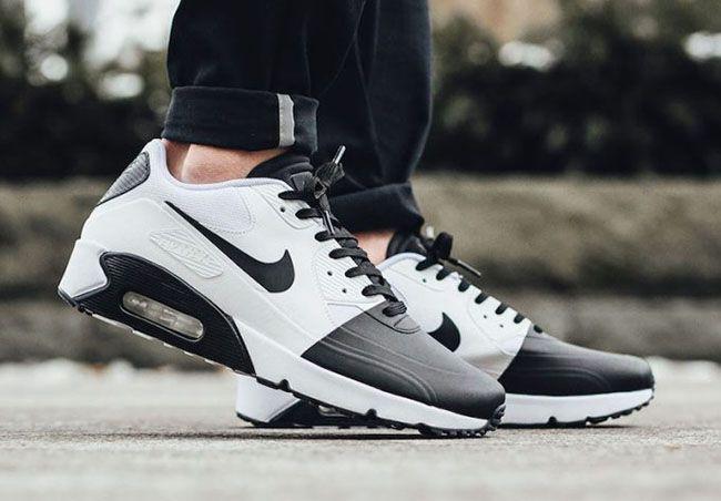 04956999bfb SneakersCartel.com Nike Air Max 90 Ultra 2.0 SE  Black White   sneakers   shoes  kicks  jordan  lebron  nba  nike  adidas  reebok  airjordan   sneakerhead ...