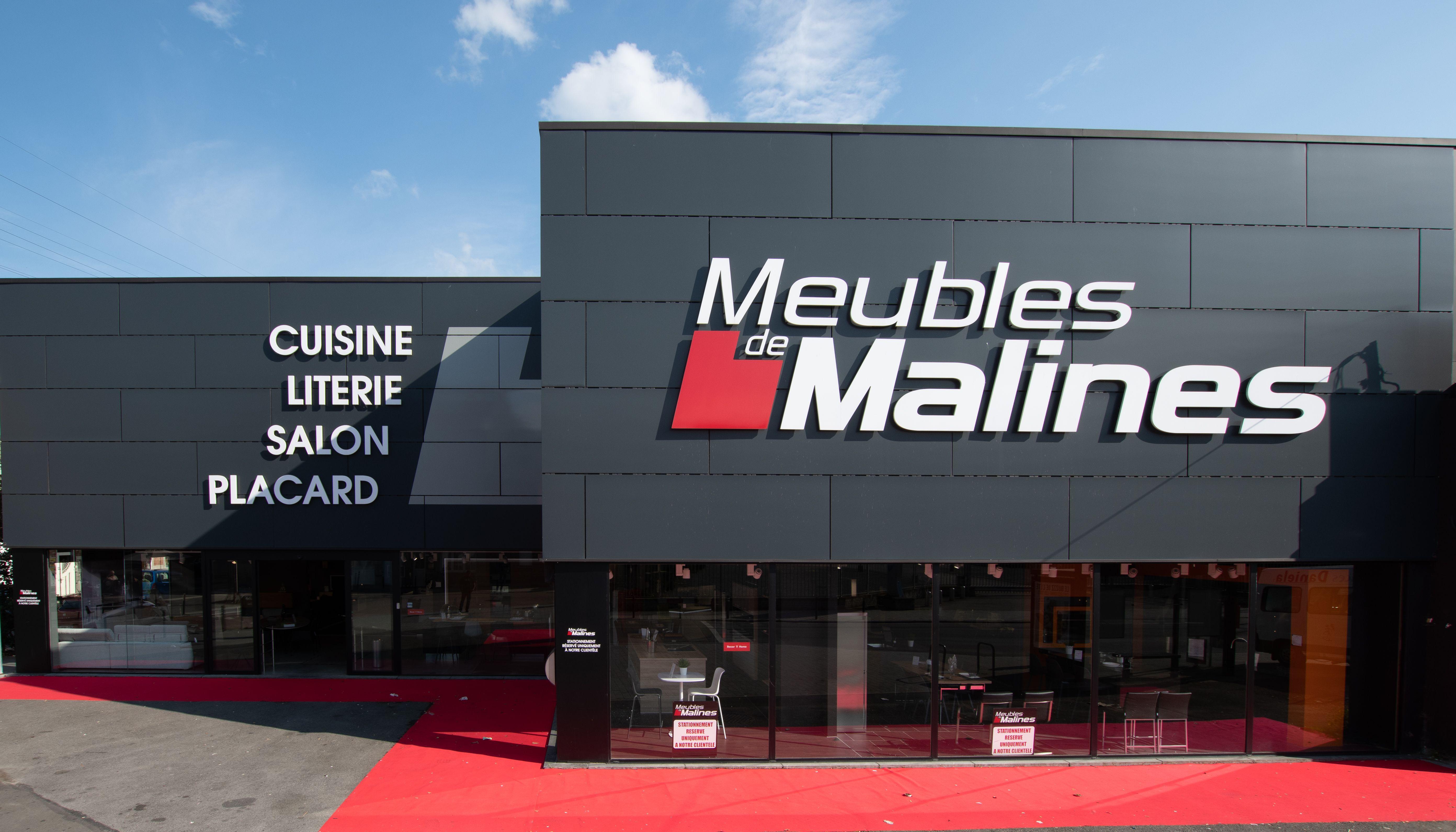 Meubles De Malines A Herstal Cuisines Equipees Et Mobilier Contemporain