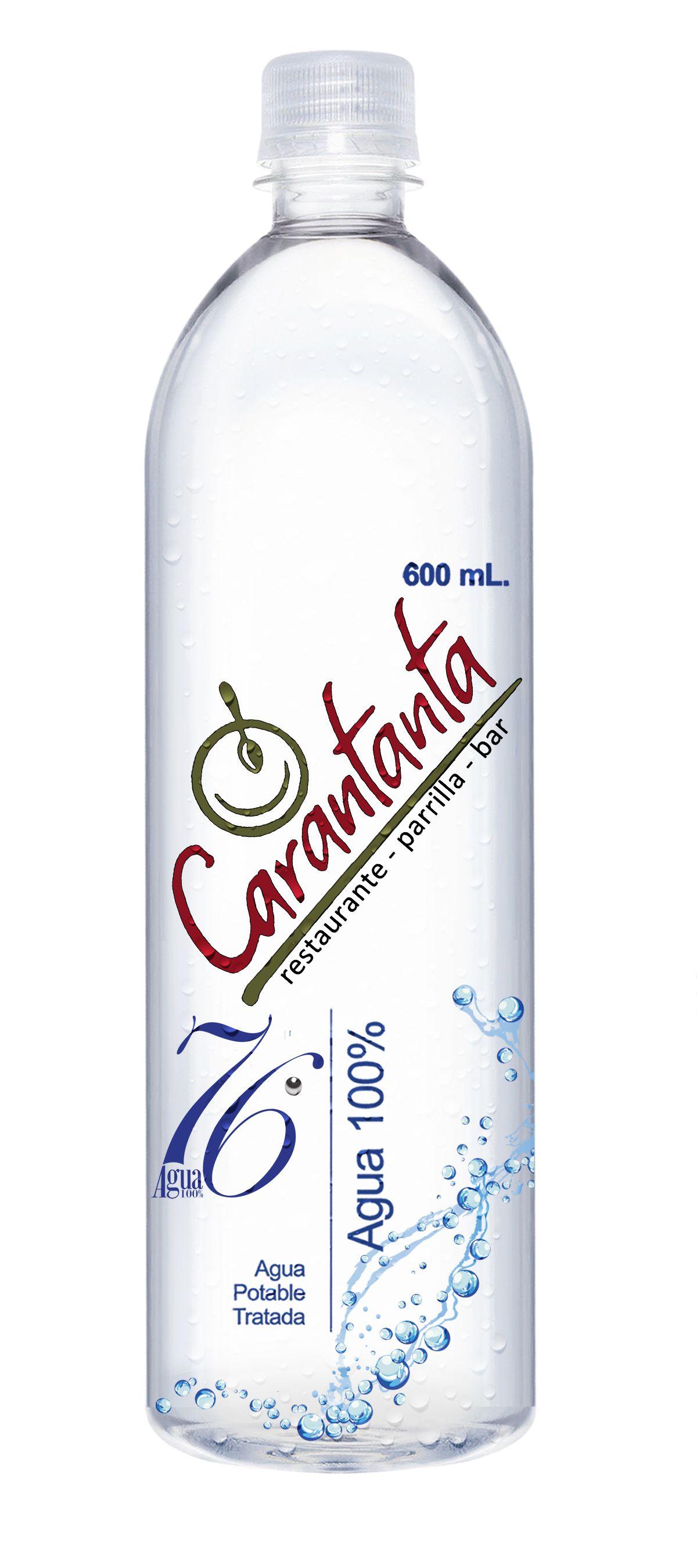 CARANTANTA - CALMA TU SED TOMA AGUA 76º
