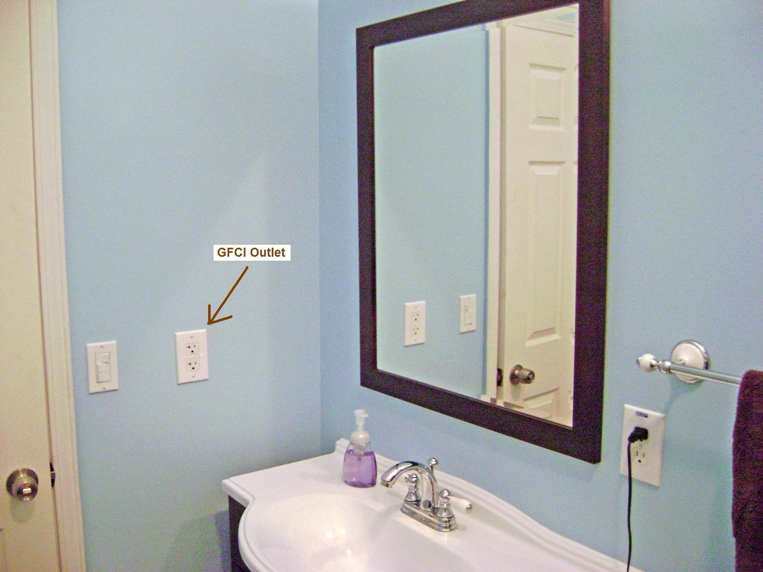 How To Finish A Basement Bathroom Ceiling Junction Box Wiring Bathroom Outlet Bathroom Basement Bathroom