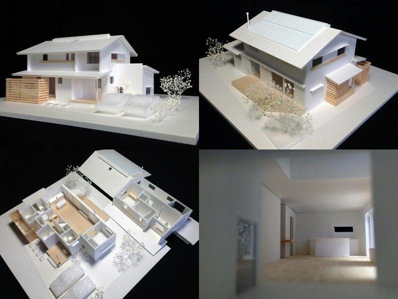 S 1 50住宅模型 Japan Youtube動画 建築模型の作り方 Https