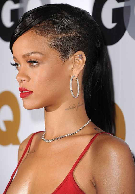 Neck Tattoos for Women [Latest]