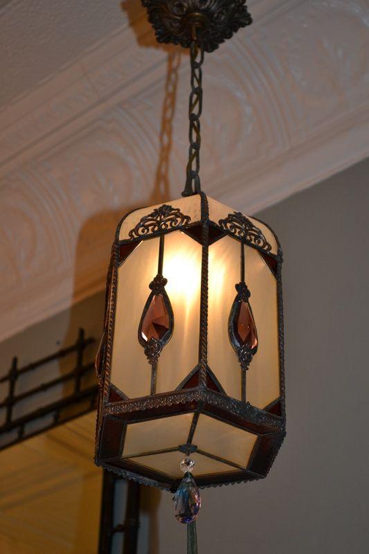 Victorian Porch Lantern