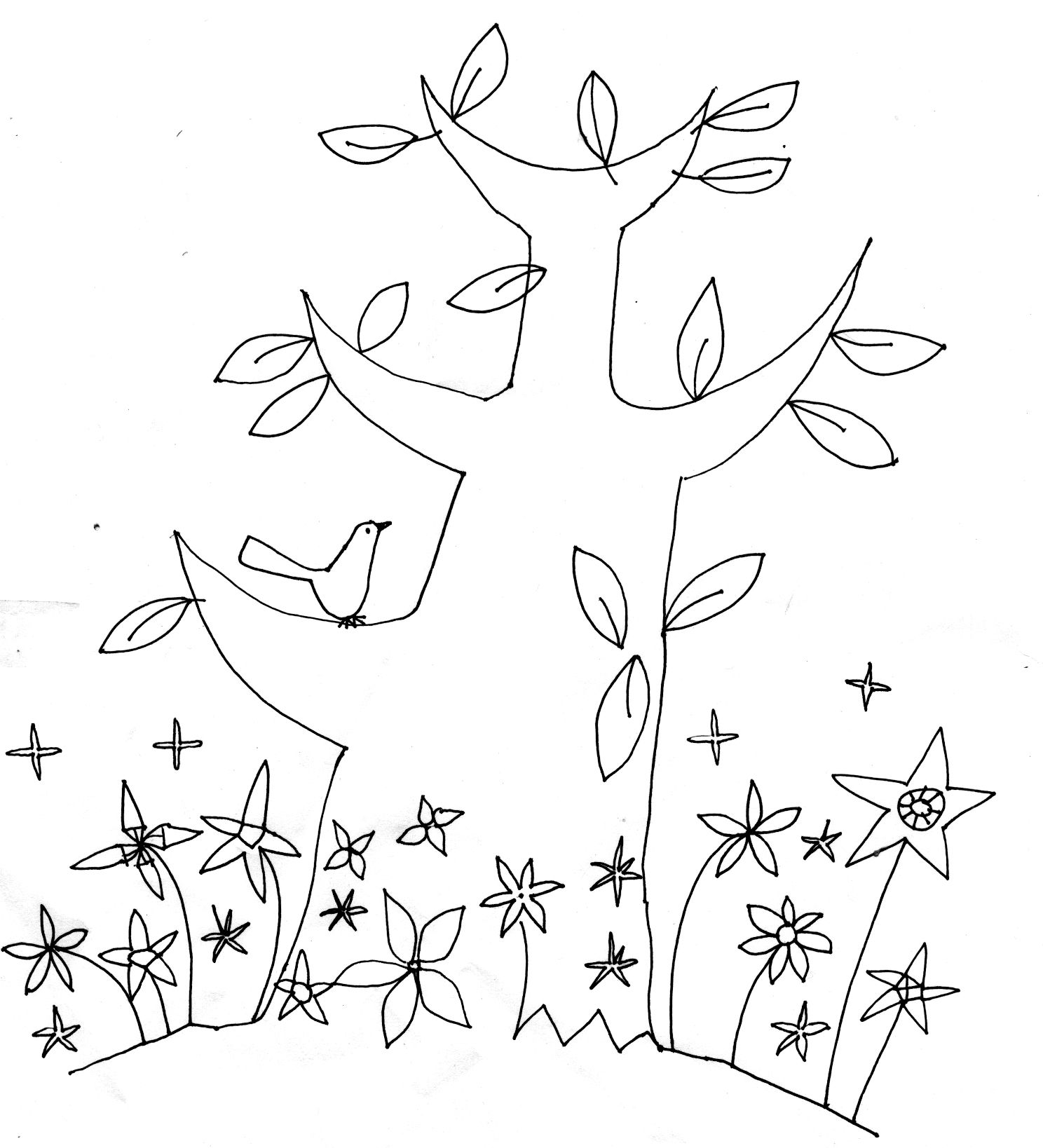 Free printable embroidery patterns embroidery on paper free