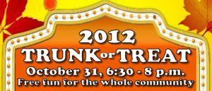 Boo Y'all! 2012 Trick or Treating Festivities in Cumming, GA