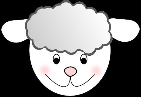 Image Result For Free Printable Sheep Mask Template Kids