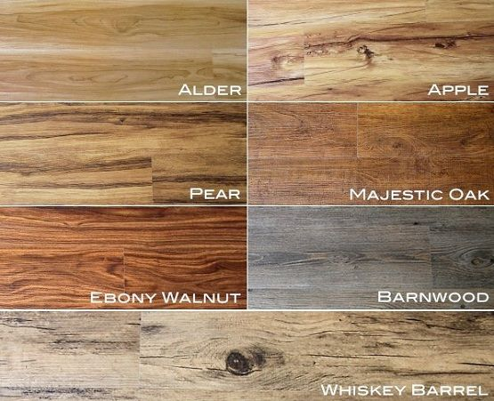 Wooden Style Luxury Vinyl Tile Flooring Luxury Vinyl Flooring