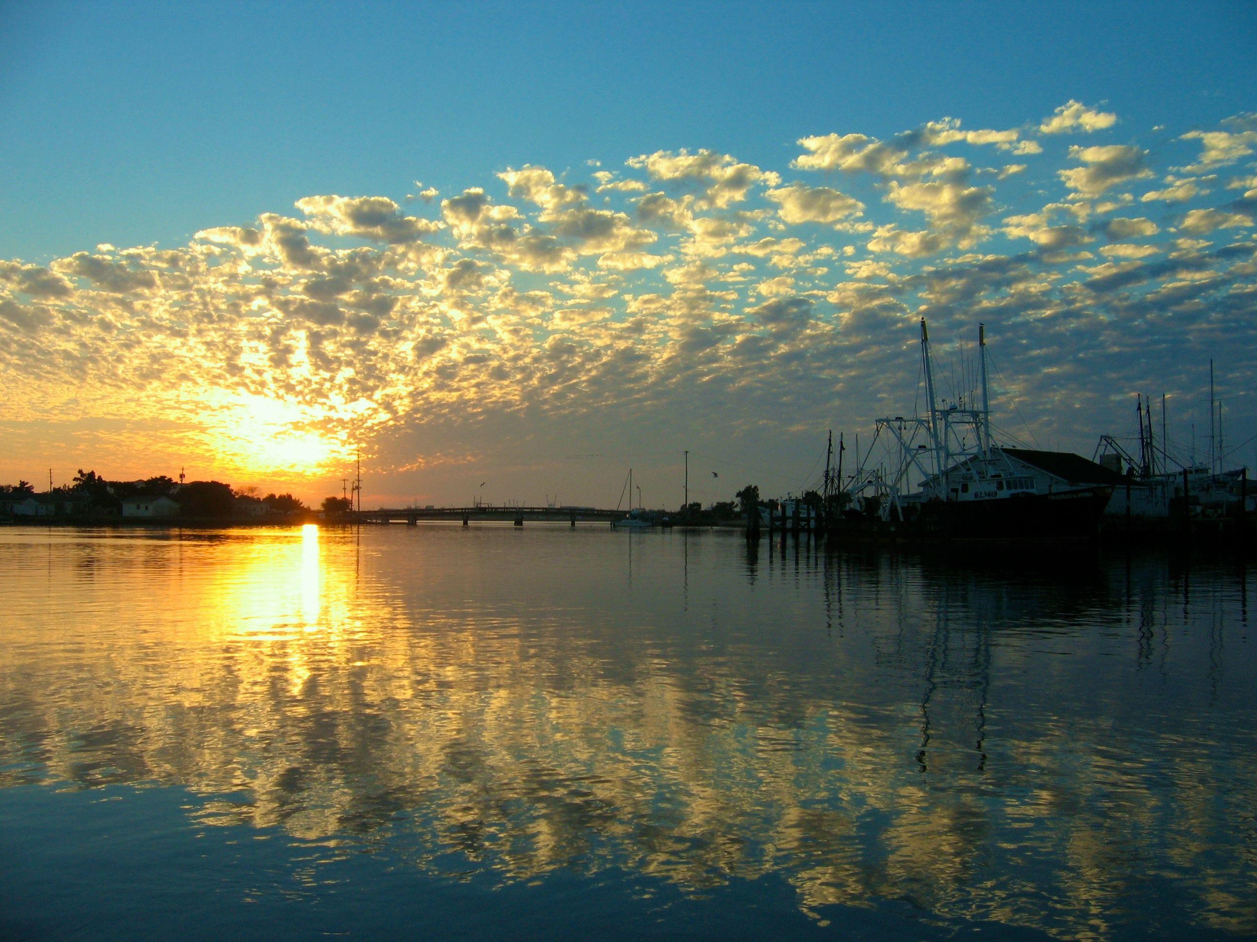Sunset Beaufort NC