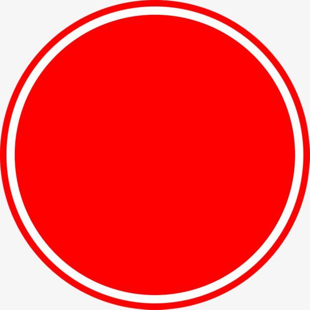 Red Circle Red Round Simple Png Image Circle Logo Design Red Circle Logo Frame Logo