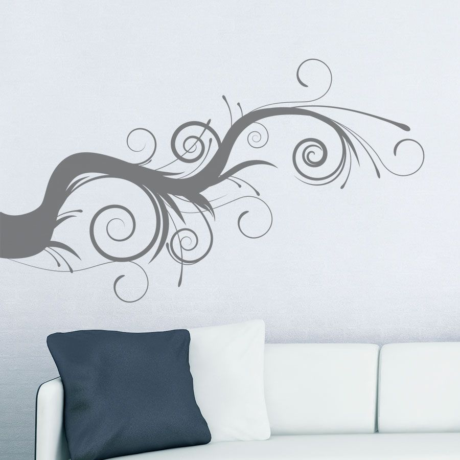 Tree Wall Decals | Whimsical Tree Branch Wall Decal