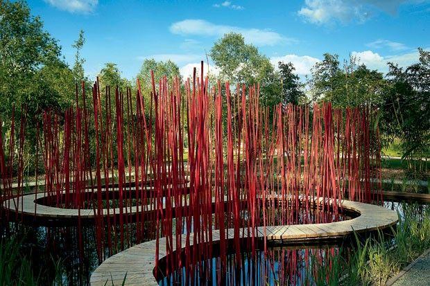 Festival Traz Jardins Deslumbrantes Jardins Contemporaneos Arte
